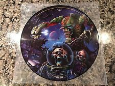 Iron Maiden The Final Frontier Picture Disc! 2010 Limited.
