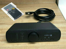 Used Surround Sound Speaker Volume Control Pod and Remote for Logitech Z906