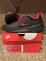 Nike Air Max AXIS Men's Running Sneakers Black/Red Orbit AA2146-008 Men Sz 10.5
