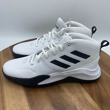 adidas OwnTheGame Wide Shoes Kids - Size 6.5 (Ef0310)