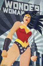 WONDER WOMAN - DC COMICS POSTER - 22x34 13889