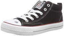 DOCKERS by Gerli 38AY603-710100 Kinder Unisex Sneaker High Top Schwarz
