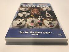 Snow Dogs (DVD, 2002) Disney