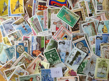 100 Different Mauritius Stamp Collection