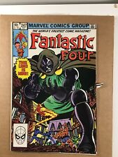 Fantastic Four #247 & #248 John Byrne Art Dr. Doom Appears! I combine Shipping!