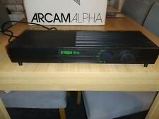 REGA BRIO CLAMSHELL INTEGRATED AMPLIFIER PHONO INPUT