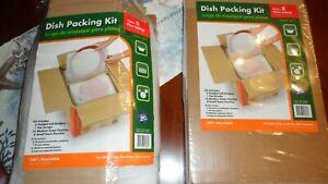 Pratt Dish Packing Kit  for 8 place setting