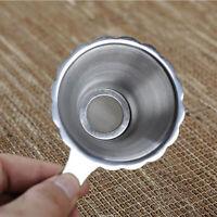 Kitchen Kungfu Teaware Fine Mesh Stainless Steel Tea Strainer Leaf Filter