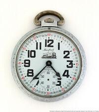 12s Waltham 17j Pocket Watch