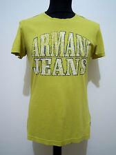 ARMANI JEANS Maglietta Uomo Cotone Cotton Man T-Shirt Sz.S - 46