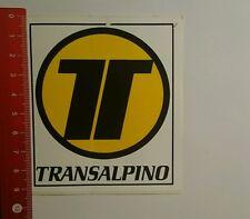 ADESIVI/Sticker: transalpino (0310166)