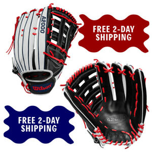 "2020 WILSON A2000 SP135 MODEL 13.5"" OUTFIELD SLOWPITCH SOFTBALL GLOVE"