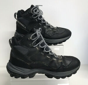 MERRELL Women's Thermo Chill Mid Waterproof Boots Shoes Size UK 7