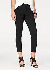 Bruno Banani Cropped Trousers Black Size UK 18 LF077 BB 11