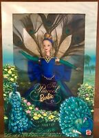 Barbie: THE PEACOCK: Birds of Beauty Collection 1st Edition 1998 #19365 NRFB