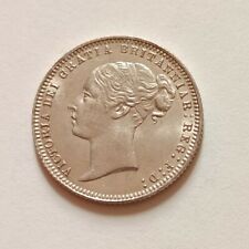 More details for 1875 victoria sixpence die no 23 above date