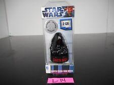 NEW & SEALED!! STAR WARS ~ DARTH MAUL ~ USB DRIVE 2GB TOYSRUS EXCLUSIVE!! L-14