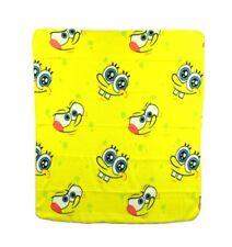 """SPONGEBOB """"Emotions"""" Fleece Character Blanket, 50 x 60-inches"""