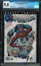 Amazing Spider-man #30 CGC 9.8 1st Morlun & Ezekiel J Scott Campbell Vol 2 471