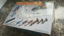 Hasegawa Aircraft Weapons B US guided bombs & Rocket launcher 1/48