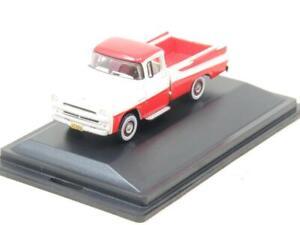 Oxford Diecast 87DP57001 Dodge D100 Sweptside Pickup 1957 Corail 1 87 Echelle