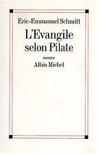 L'ÉVANGILE SELON PILATE - ÉRIC-EMMANUEL SCHMITT