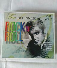 COFFRET 3 CD - ROCK N ROLL- THE BEGINNING OF -