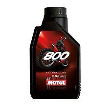 Motul 800 2T Off Road (1 litro)