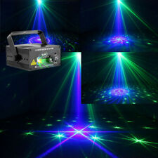 SUNY proiettore laser projector GB LED stage DJ lighting 3 Lens 24 Patterns DHL