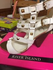 River Island Party Sandals Heels for Women