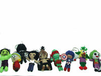 VOODOO STRING DOLL KEYRING CHARACTERS TV AND MORE KEY CHAIN
