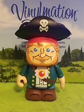 "Disney Vinylmation Park - 3"" Pirates Of The Caribbean Set 2 Auctioneer"