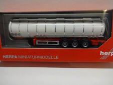 Herpa 075619-002 jumbotankauflieger 3a chasis rojo tankauflieger 1:87 nuevo