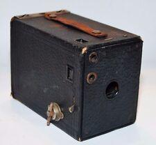 Antique No.2 Kodak Brownie Model D C.1914-1915 120 Roll Film Camera
