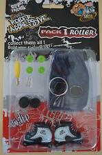 """GESCHENK RE-ENTRY Skate In Reihe """"Grip & Tricks"""" Finger Roller Modell 12"""