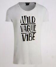 SCOTCH & SODA T-Shirt Print grau   Größe:M  Neu mit Etikett NP:39€