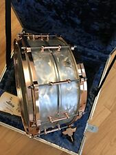 Alex Van Halen Snare Drum Ludwig Rare Sold Out LM402AVH In Hand Vanhalen Limited