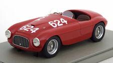 Tecnomodel Ferrari 166 MM Winner Mille Miglia 1949 Biondetti/Salani 1/18 LE 90