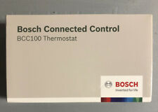 NEW Bosch Connected Control BCC100 Thermostat