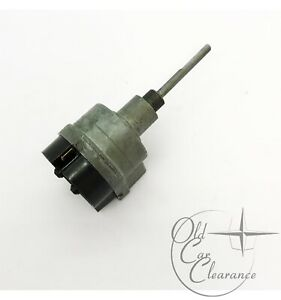 1973-1977 Lincoln Continental Wiper Switch With Intermittent (D2LY17A553B)