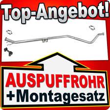 Rohr PEUGEOT 307 1.4 HDI TD Schrägheck 2002-06.2005 Auspuff Mittelrohr KLY