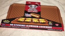 Gotham Steel Reversible Double XL Grill and Griddle (NEW) NON STICKING! ALUMINUM