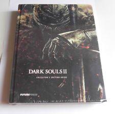 DARK Souls II Guide Book Hardcover LE By FUTUREPRESS Xbox 360 / PS3 *BRAND NEW*