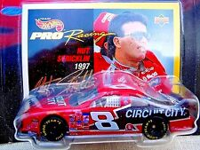 1997 Hut Stricklin 1:64 HOT WHEELS PRO #8 CIRCUIT CITY THUNDERBIRD-SHORT TRACK