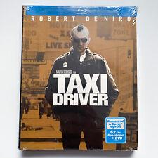 Taxi Driver - Blu-Ray Disc (2011) Martin Scorsese 1976 Film Robert De Niro *New*