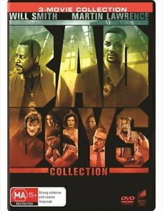 Bad Boys / Bad Boys II / Bad Boys For Life | Triple Pack - Franchise Pack DVD