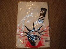 NWT Adidas US Open Statue of Liberty Tennis Tee T Shirt AY7080 Medium