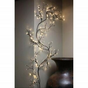 Lighted Willow Vine Different Shapes Home Decoration Branch Wall Decor