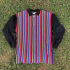 Vintage 90s Long Sleeve Cross Colours Shirt Mens Xl