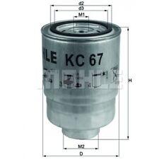 MAHLE ORIGINAL Fuel filter KC 67